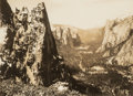 Photographs:Gelatin Silver, Ansel Adams (American, 1902-1984). The Sentinel, Yosemite Valley, from the portfolio Parmelian Prints of the High Sier...
