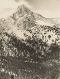 Photographs, Ansel Adams (American, 1902-1984). Mount Clarence King, Southern Sierra, from the portfolio Parmelian Prints of the Hi...