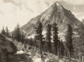 Photographs:Gelatin Silver, Ansel Adams (American, 1902-1984). East Vidette, Southern Sierra, from the portfolio Parmelian Prints of the High Sier...