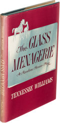 Books:Literature 1900-up, Tennessee Williams. The Glass Menagerie. New York: [1945].First edition....