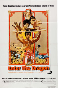 Bruce Lee Poster Collection Group of 5 (1973-1990s)... (Total: 5 Items)