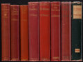 Books:Literature 1900-up, O. Henry. Group of Eight Books. New York: [1907-1923]. Firsteditions.... (Total: 8 Items)