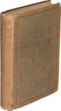 Books:Americana & American History, [Abraham Lincoln]. Lives and Speeches of Abraham Lincoln andHannibal Hamlin. Columbus: 1860. First edition, ear...