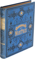 Books:Literature Pre-1900, Mark Twain. Mark Twain's Sketches, New and Old. Hartford:1875. First edition, first issue.. ...