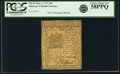 Colonial Notes:Delaware, Delaware State May 1, 1777 20 Shillings Fr. DE-92. PCGS ChoiceAbout New 58PPQ. ...