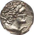 Ancients:Greek, Ancients: PTOLEMAIC EGYPT. Ptolemy XII Neos Dionysus (80-51 BC). ARtetradrachm (12.97 gm)....