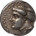 Ancients:Greek, Ancients: PAPHLAGONIA. Sinope. Ca. 330-300 BC. AR drachm (4.96gm)....