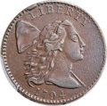 Large Cents, 1794 1C Head of 1794, S-32, B-18, R.2, VF35 Bland, VF35 Noyes; XF45 PCGS Secure. ...
