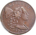 Large Cents, 1794 1C Head of 1794, S-36, B-23, R.5, VF25 Bland, VF25 Noyes; VF35 PCGS Secure. ...