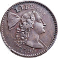 Large Cents, 1794 1C Head of 1794, S-49, B-41, R.2, XF40 Bland, VF30 Noyes; XF45 PCGS Secure. ...