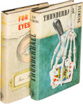 Books:Mystery & Detective Fiction, [James Bond]. Ian Fleming. For Your Eyes Only [and:]Thunderball. London: [1960-1961]. First edition... (Total: 2Items)