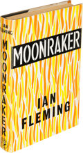 Books:Mystery & Detective Fiction, [James Bond]. Ian Fleming. Moonraker. London: [1955]. First edition....