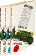 Books:Children's Books, Ian Fleming. Chitty Chitty Bang Bang. London: [1964-1965].First edition....