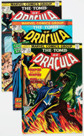 Bronze Age (1970-1979):Horror, Tomb of Dracula Group of 15 (Marvel, 1974-79) Condition: AverageNM-.... (Total: 15 Comic Books)