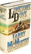 Books:Literature 1900-up, Larry McMurtry. Lonesome Dove. New York: [1985]. Firstedition, signed....
