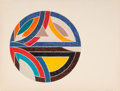 Prints:Contemporary, Frank Stella (b. 1936). Singerli Variation III, fromSinjerli Variations, 1977. Offset lithograph and screenprintin...