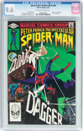 Modern Age (1980-Present):Superhero, Spectacular Spider-Man #64 (Marvel, 1982) CGC NM+ 9.6 Off-white towhite pages....