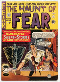 Golden Age (1938-1955):Horror, Haunt of Fear #16 (#2) (EC, 1950) Condition: GD+....