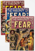 Golden Age (1938-1955):Horror, Haunt of Fear #4, 17, and 26 Group (EC, 1950-54) Condition: AverageGD.... (Total: 3 Comic Books)