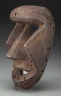 Tribal Art, KRAN, Ivory Coast, Liberia. Kagle Mask...