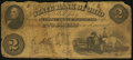 Obsoletes By State:Ohio, Washington, OH - The State Bank of Ohio, Guernsey Branch $2 Faded1859 G1538. ...