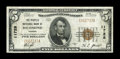 National Bank Notes:Kansas, Richmond, KS - $5 1929 Ty. 1 The Peoples NB Ch. # 11728. ...