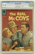 Silver Age (1956-1969):Humor, Four Color #1193 The Real McCoys - File Copy (Dell, 1961) CGC NM 9.4 Off-white to white pages....