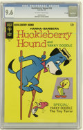 Silver Age (1956-1969):Cartoon Character, Huckleberry Hound #30 File Copy (Gold Key, 1967) CGC NM+ 9.6 Off-white to white pages....