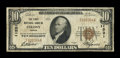 National Bank Notes:Kansas, Colony, KS - $10 1929 Ty. 1 The First NB Ch. # 11531. ...