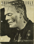 Movie Posters:Horror, The Bride of Frankenstein (Universal, 1935). Universal Weekly Magazine (34 Pages)....