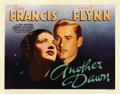 """Movie Posters:Drama, Another Dawn (Warner Brothers, 1937). Half Sheet (22"""" X 28""""). ..."""