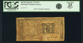 Colonial Notes:Maryland, Maryland April 10, 1774 $1/9 Fr. MD-60. PCGS Very Fine 25Apparent.. ...
