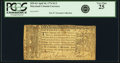 Colonial Notes:Maryland, Maryland April 10, 1774 $1/3 Fr. MD-63. PCGS Very Fine 25.. ...