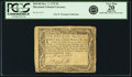 Colonial Notes:Maryland, Maryland December 7, 1775 $1 Fr. MD-84. PCGS Very Fine 20Apparent.. ...