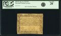 Colonial Notes:Maryland, Maryland August 14, 1776 $1/3 Fr. MD-93. PCGS Very Fine 20.. ...