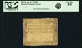 Colonial Notes:Maryland, Maryland August 14, 1776 $1 Fr. MD-96. PCGS Very Fine 30.. ...