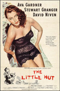 """Movie Posters:Comedy, The Little Hut (MGM, 1957). One Sheet (27"""" X 41""""). Comedy.. ..."""