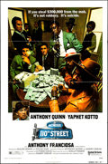 """Movie Posters:Crime, Across 110th Street & Others Lot (United Artists, 1972). OneSheets (5) (27"""" X 41""""). Crime.. ... (Total: 5 Items)"""