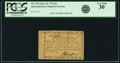 Colonial Notes:Massachusetts, Massachusetts June 18, 1776 9 Pence Fr. MA-194. PCGS Very Fine 30.....