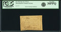 Colonial Notes:Massachusetts, Massachusetts June 18, 1776 4 Shillings Fr. MA-202. PCGS Very Fine30PPQ.. ...