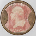 Encased Postage, HB-29 EP-34 3¢ Ayer's Sarsaparilla Small Ayer's Extremely Fine. ....