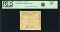 Colonial Notes:Massachusetts, Massachusetts October 16, 1778 3 Pence Fr. MA-255. PCGS Choice New63.. ...