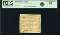 Colonial Notes:Massachusetts, Massachusetts October 16, 1778 8 Pence Fr. MA-258. PCGS ChoiceAbout New 58.. ...