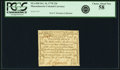 Colonial Notes:Massachusetts, Massachusetts October 16, 1778 12 Pence Fr. MA-260. PCGS ChoiceAbout New 58.. ...