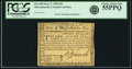 State of Massachusetts May 5, 1780 $20 Fr. MA-285. PCGS Choice About New 55PPQ