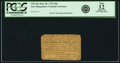 Colonial Notes:New Hampshire, New Hampshire June 28, 1776 10 Pence Fr. NH-164. PCGS Fine 12Apparent.. ...