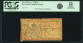 Colonial Notes:New Jersey, New Jersey May 1, 1758 6 Pounds Fr. NJ-118. PCGS Fine 15 Apparent.. ...