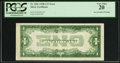 Error Notes:Inverted Reverses, Fr. 1601 $1 1928A Silver Certificate. PCGS Very Fine 20.. ...