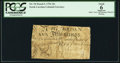 Colonial Notes:North Carolina, North Carolina March 9, 1754 15s PCGS Apparent Good 6.. ...