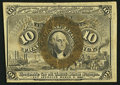 Fractional Currency:Second Issue, Fr. 1245 10¢ Second Issue Very Fine.. ...